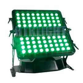 72 * 8W RGBW 4w1 City Color High Power Led Wall Washer, Dmx Rbb Led Flood Lights