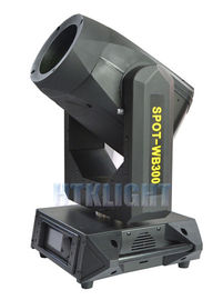 Beam Wash Spot Moving Head Light 18R 300W DMX512 Ekran dotykowy Efekt Stage Show