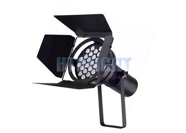 Wodoodporny Par Cans Stage Lights / CRI90 60Hz Cree LED Effect Light