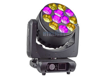 Chiny High Lightness Stage Moving Head Light / Nightclub DJ LED Moving Head fabryka